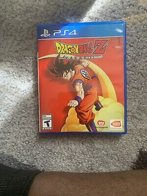 DRAGON BALL Z : Kakarot - PlayStation 4 PS4 Game 2020 Complete