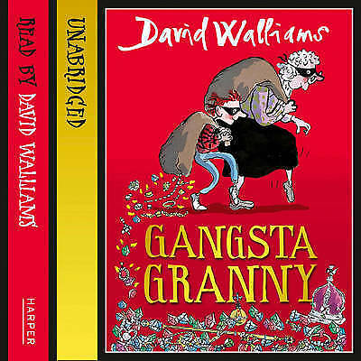 Gangsta Granny by David Walliams (CD-Audio, 2011)
