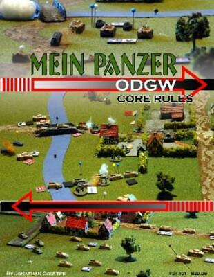 Old Dominion Historical Mini Rules Mein Panzer - Core Rules (2nd Edition Zip SW