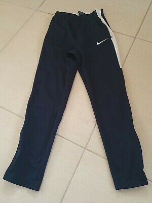 Nike navy blue Tracksuit Bottoms,  Age 12-13 With Zip Pockets in great condition