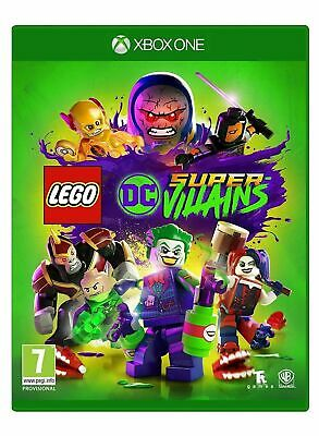 LEGO DC Super Villains XBOX ONE, VGC + Same day dispatch!