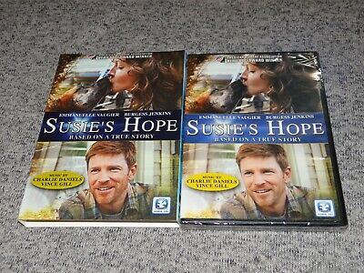 Susie's Hope (2014 Widescreen DVD w Slipcover) Emmanuelle Vaugier NEW & SEALED