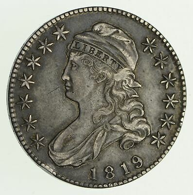 1819 Capped Bust Half Dollar - Circulated *4175