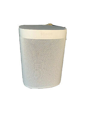 Sonos ONEG1US1 Voice Controlled Smart Speaker - White