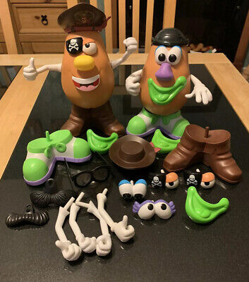 Disney Mr Potato Head Bundle Buzz Lightyear Pirates Of The Caribbean Accessories