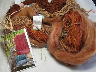 Mountain Colors WARM & WOOLY THROW TRIO Knitting or Crochet Kit - Yellowstone