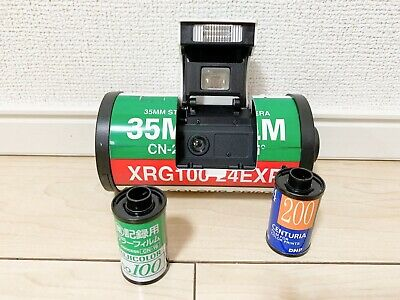 In Box 35Mm Standard Lens Film Camera From Japan Xrg100 24Exp