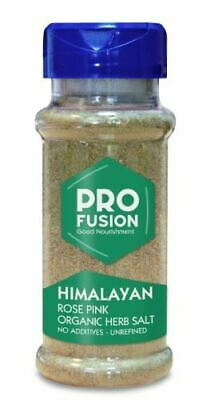 Profusion  Himalayan Rose Pink Herbal Salt Shaker - 100g - 84980