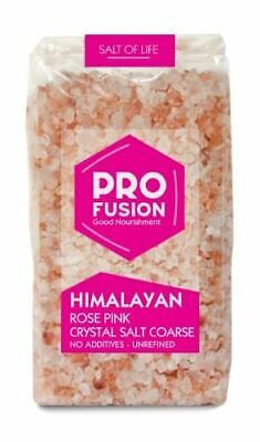 Profusion  Himalayan Rose Pink Salt - Coarse - 500g - 47681
