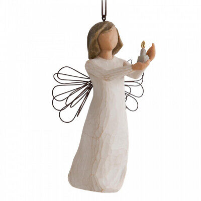 NEW Angel of Hope Hanging Figurine Ornament -Willow Tree Collectable Susan Lordi