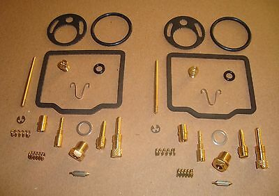 Honda CB 125 K4 + K5 Vergaser - Reparatur Sets carburator repair set CB125K4/5