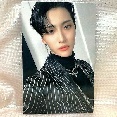 Seonghwa Official Photocard ATEEZ Epilogue Action To Answer Z ver Blue kpop