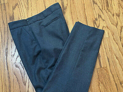 TALBOTS PETITES Women's Pants, Trousers~Size 8P~WOOL Stretch HERITAGE Lined