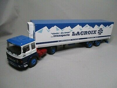 Am770 Altaya 1/43 Semi-Remorque D'exception Saviem  Ps 30 T Transports Lacroix