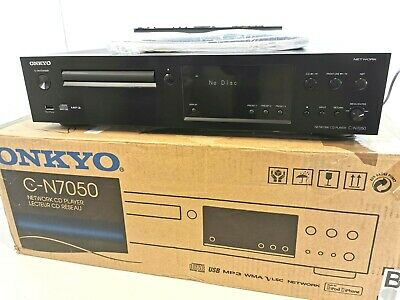 ONKYO C-N7050 Network Audio Player with built in CD player - Black