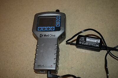 ^^ Met One Hhpc-6 Hand Held Airborne Particle Counter (D4)
