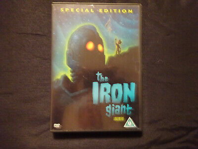 The Iron Giant (Special Edition) [1999] [DVD] Vin Diesel Jennifer Aniston