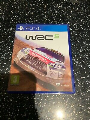 PlayStation 4 PS4 Game WRC 5