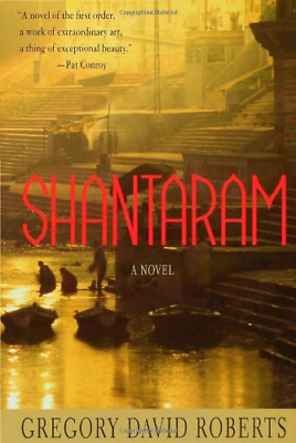 Shantaram, Very Good Condition Book, Roberts, Gregory David, ISBN 0312330529