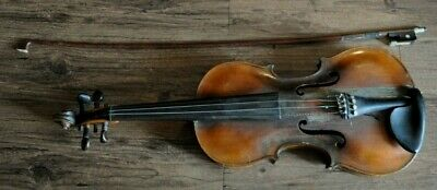 """Antique Jacobus Stainer in Absam Prope Oenipontum 4/4 Violin Made in Germany 23"""""""