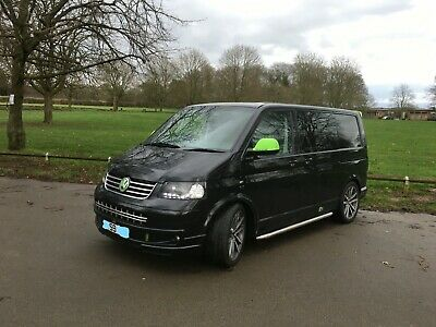 Vw transporter t5 2.5tdi 6 speed automatic