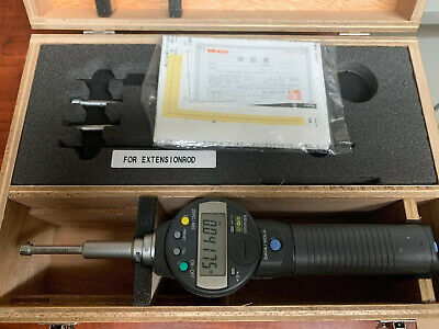 Mitutoyo 568-976 Borematic Digital Bore Gage Intrimik .275-.500 Absolute Holtest