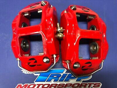 Performance Friction Z Brake Calipers with Mounts
