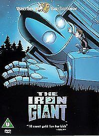The Iron Giant [DVD] [1999], DVDs
