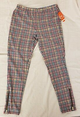 Wonder Nation NWT Girls' Pair Legging Pants Size  L 10-12 Plus