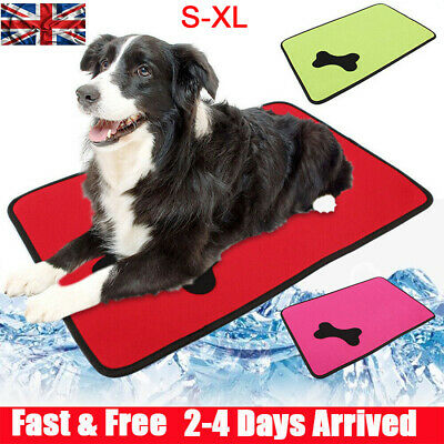 Waterproof Washable Cat Dog Bed Pet Kennel Cushion Mat Crate Cage Pad House UK
