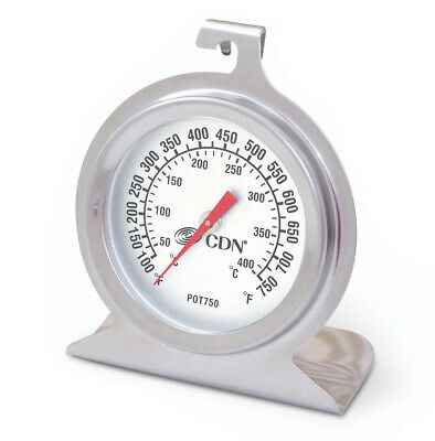 CDN High Heat Oven Thermometer POT750X