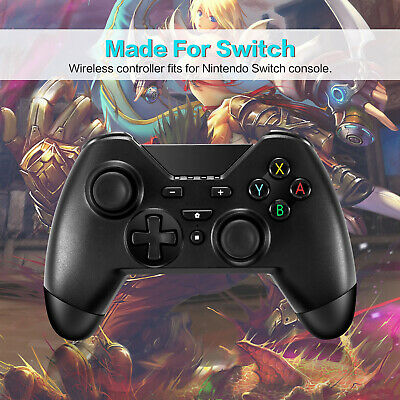 Wireless bluetooth Gamepad Joystick Game Controller for NS Nintendo Switch Pro、。