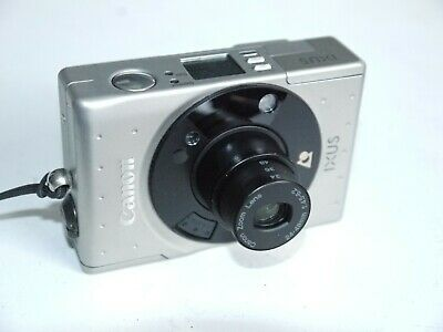 Canon Ixus Aps Camera