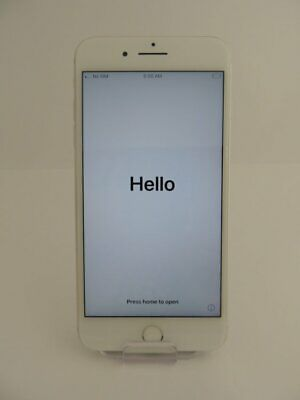 Apple iPhone 8 Plus A1897 64GB 12MP IOS Mobile Smartphone Silver Unlocked^^^