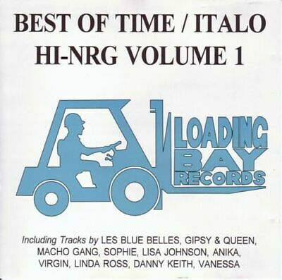 4 CDs from Loading Bay Records - Unused / NEW Load This! Eurodance Italo