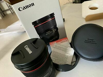 Canon EF24-70mm f/2.8L II USM ZoomLens Used GOOD CONDITION