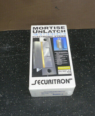 Securitron Munl-24 Mortise Unlatch Motorized Electronic Strike