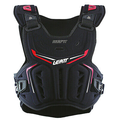 Leatt 3Df Airfit Chest Protector - Black Red