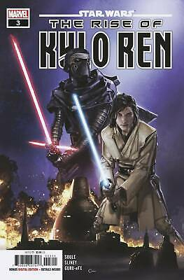 STAR WARS the RISE of KYLO REN #3 A 1st print MARVEL COMIC NM ADAM DRIVER 2/12