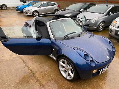 2007 smart Roadster Finale Edition 2dr Auto CONVERTIBLE Petrol Automatic