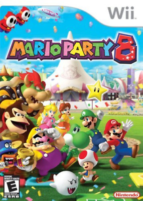 Mario Party 8 (UK IMPORT) GAME NEW