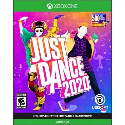 Just Dance 2020 Standard Edition (Xbox One) **Factory Sealed** Microsoft 1 360