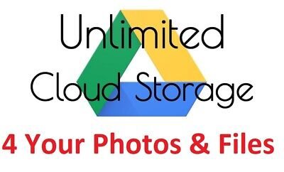 Unlimited Google Drive Storage 🔥 Fast Delivery 🔥 Yours For Life 🔥 Extras