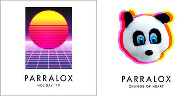 PARRALOX Holiday '19 / Change of Heart (Bundle) LIMITED 2CD 2020