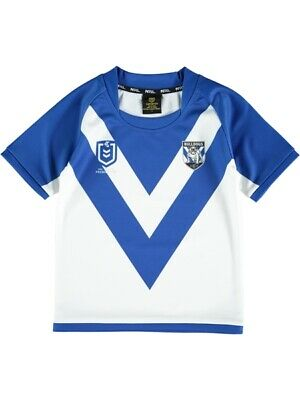 NEW BULLDOGS Infants Nrl Jersey by Best&Less