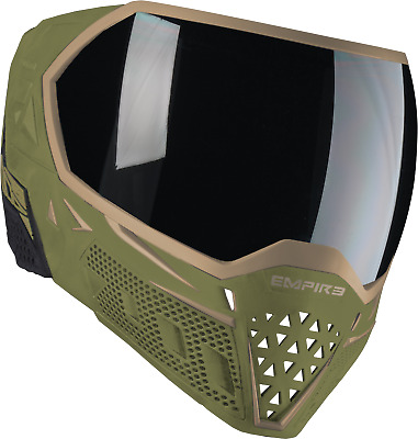 Empire EVS Thermalmaske olive tan Paintball Airsoft Magfed Scenario Goggle