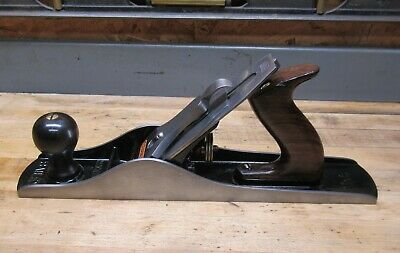 "STANLEY  No.5  TYPE 17  CORRUGATED BOTTOM PLANE 1942-1945  ""RESTORED / TUNED"""
