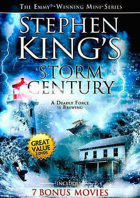 Stephen King's Storm of the Century with 7 Bonus Films