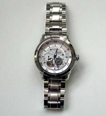 New Gent's Bulova Automatic Watch with 24 Hour Sub-Dial (96A118)