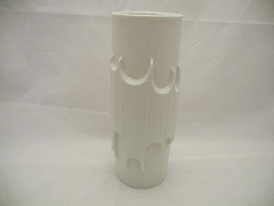 Vase von Scherzer, 513-3, Batman, Modernist, Opt Art, Uhl